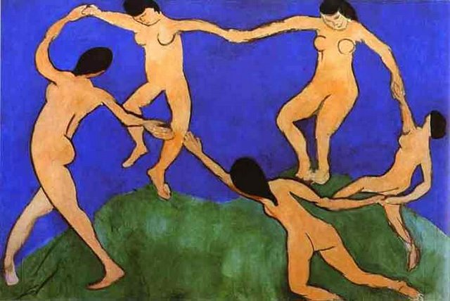 Henri Matisse La Danse